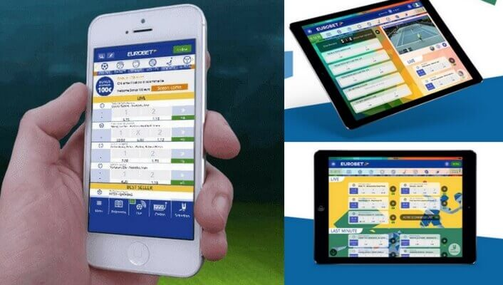 App mobile Eurobet: guida per scommettere con Android, iOS, Windows