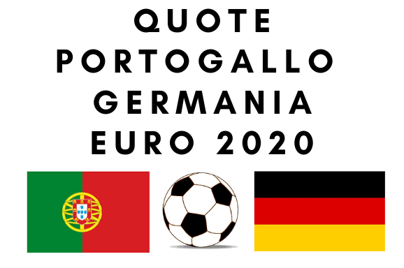 Quote Portogallo Germania Europei 2020: guida alle scommesse